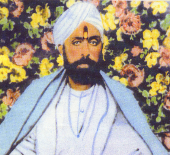Saint-Poet Krishna Joo Razdan