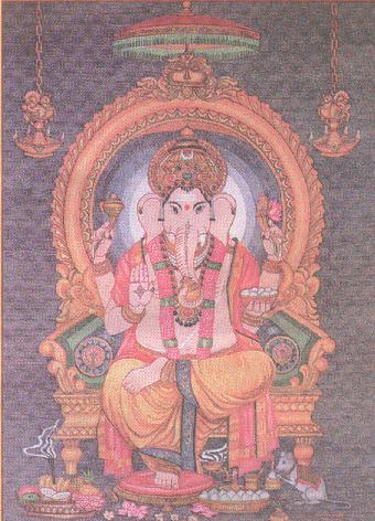 Lord Ganesh (Ganpati)