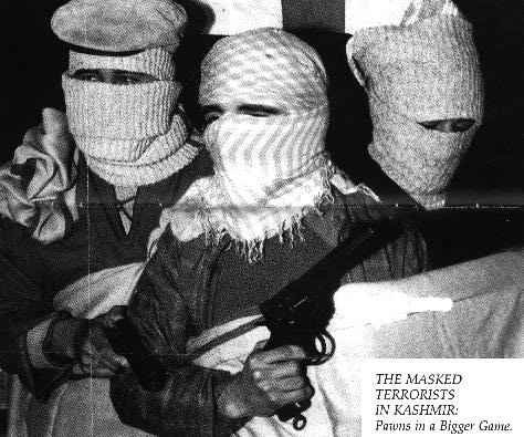 The masked terrorists in Kashmir: Pawns in a bigger game.