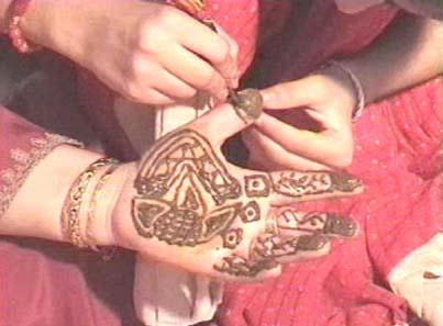 Maenz (henna)