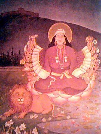 Sharika (Durga) Bhagwati