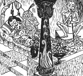 Mahadev bishta: A Clever Thief