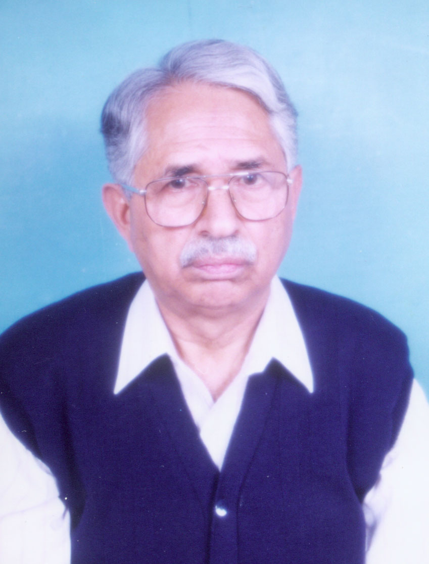 Prof. Harikrishna Kaul
