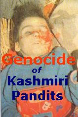Genocide of Kashmiri Pandits