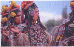 Dancers from Kargil